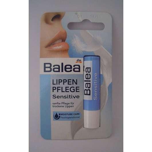 Balea Lippenpflege Sensitive