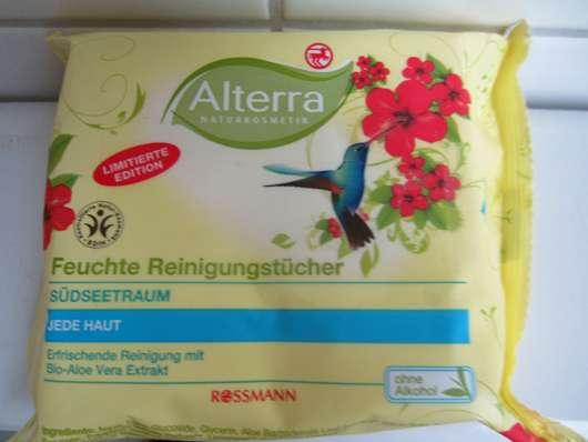 Alterra Feuchte Reinigungstücher Südseetraum (LE)