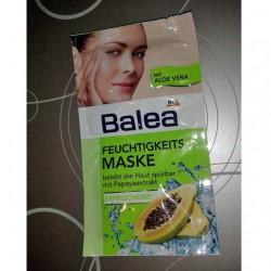 Produktbild zu Balea Feuchtigkeitsmaske mit Papayaextrakt