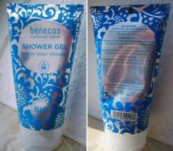 Produktbild zu benecos Shower Gel Enjoy Your Shower
