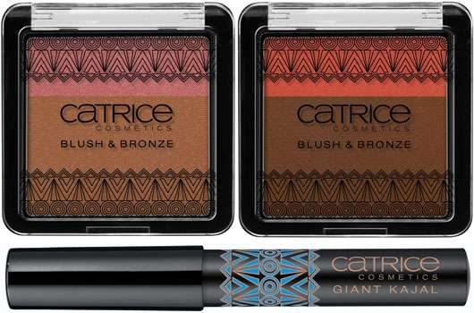 "Limited Edition ""L'Afrique, c'est chic"" by CATRICE"