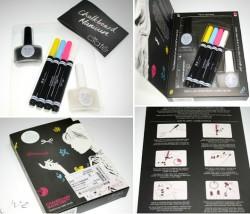 Produktbild zu ciaté Chalkboard Manicure