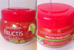 Produktbild zu Garnier Fructis Kräftigende Tiefen-Pflege-Kur Color Schutz