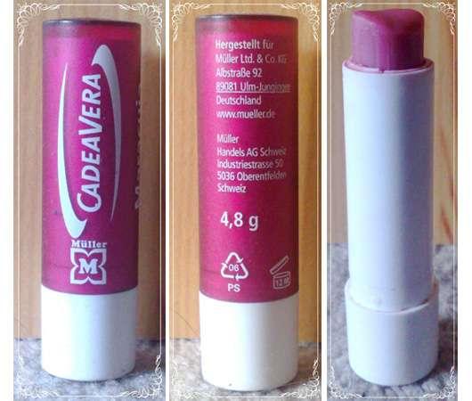 CadeaVera Lippenpflege Kirsche