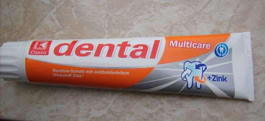 K Classic Dental Multicare Zahncreme