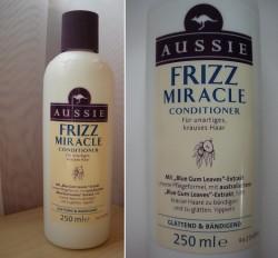 Produktbild zu Aussie Frizz Miracle Conditioner