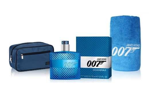 2 x 1 James Bond 007 Ocean Royale Set zu gewinnen