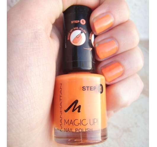 Manhattan Magic Up! Nail Polish, Farbe: 1 Entertain Me! (LE)
