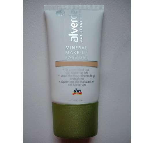alverde Mineral Make-Up Base Gel