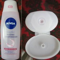 Produktbild zu NIVEA AQUA EFFECT Pflegendes Gesichtswasser (trockene und sensible Haut)