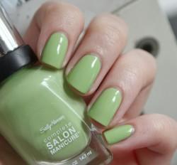 Produktbild zu Sally Hansen Complete Salon Manicure Nagellack – Farbe: Palm Treat (LE)