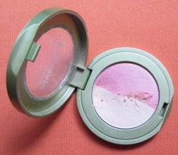 Produktbild zu alverde Naturkosmetik Lidschatten Duo – Farbe: 46 Phenomenal Pink