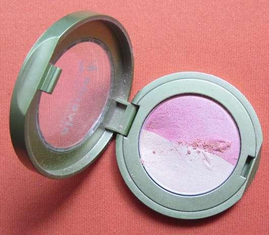 alverde Lidschatten Duo, Farbe: 46 Phenomenal Pink