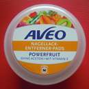 Aveo Nagellack-Entferner-Pads Powerfruit (ohne Aceton)