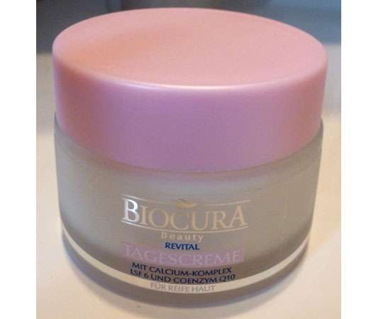 biocura anti aging nachtcreme test