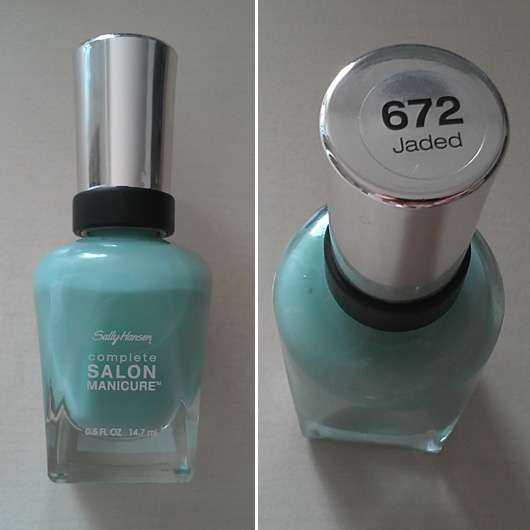 Sally Hansen Complete Salon Manicure, Farbe: 672 Jaded