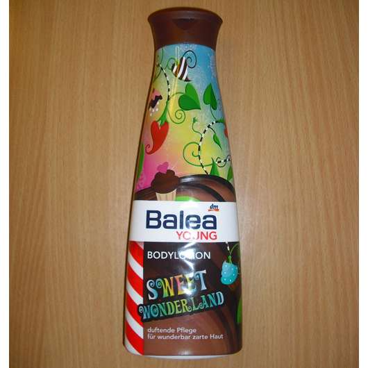 <strong>Balea Young</strong> Bodylotion Sweet Wonderland (LE)