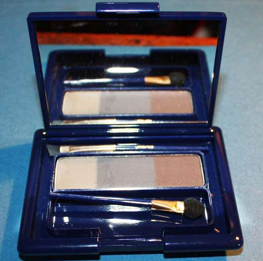 Tana Cosmetics Eye-Brow / Eye-Shadow Compact-Powder, Farbe: Dark