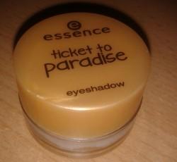 Produktbild zu essence ticket to paradise eyeshadow – Farbe: 03 tropical heat (LE)