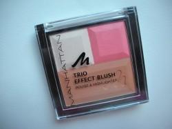 Produktbild zu MANHATTAN Trio Effect Blush – Farbe: 949 Cherry Cocktail