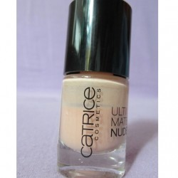 Produktbild zu Catrice Ultimate Nudes Nail Lacquer – Farbe: 02 Don't Tell Mademoiselle!