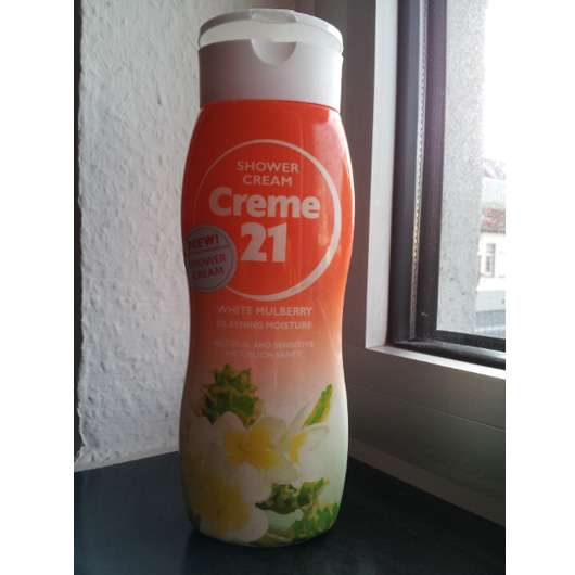 <strong>Creme 21</strong> Shower Cream White Mulberry