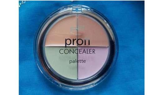p2 profi concealer palette, Farbe: 010 make me beautiful!