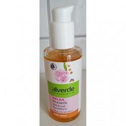 Produktbild zu alverde Naturkosmetik Relax Pflegeöl Wildrose Sanddorn