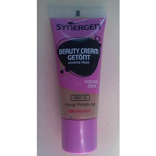 test get nte creme synergen beauty cream get nt farbe light 21 testbericht von nicky. Black Bedroom Furniture Sets. Home Design Ideas