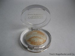 Produktbild zu Catrice Baked Eyeshadow – Farbe: C03 The Winning Cream (LE)