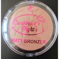 Produktbild zu Rival de Loop Young Caribbean Night's Matt Bronzer (LE)