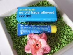 Produktbild zu anatomicals no old bags allowed eye gel