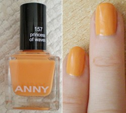 Produktbild zu ANNY Cosmetics Nagellack – Farbe: 157 Princess Of Waves (LE)