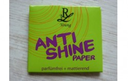 Produktbild zu Rival de Loop Young Anti Shine Paper