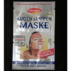 Produktbild zu Schaebens Augen & Lippen Maske