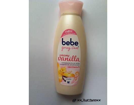 bebe Young Care Creamy Vanilla Cremedusche
