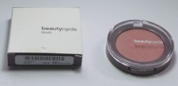 Produktbild zu beautycycle colour blush – Farbe: shell