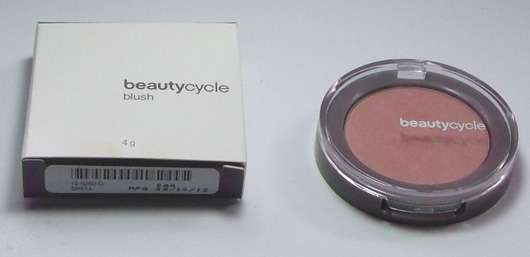 <strong>beautycycle colour</strong> blush - Farbe: shell