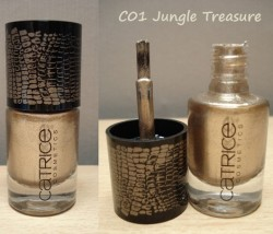 Produktbild zu Catrice Crocodile Cracker – Farbe: C01 Jungle Treasure (LE)
