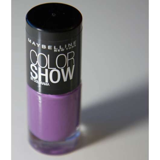 Maybelline Colorshow By Colorama Nagellack, Farbe: 554 Lavender Lies
