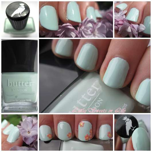 <strong>butter LONDON</strong> 3 Free Nail Lacquer-Vernis - Farbe: Fiver (LE)