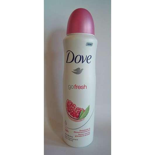 Dove go fresh Anti-Transpirant Deo-Spray Granatapfel- & Zitronenverbenenduft