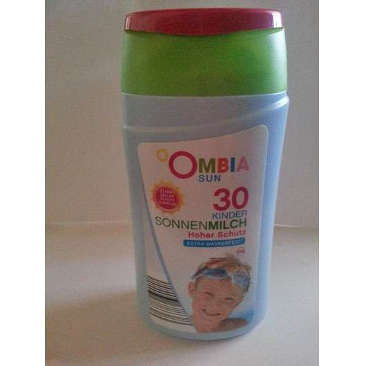 Ombia Sun Kinder Sonnenmilch LSF 30
