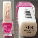 IsaDora Wonder Nail Nagellack, Farbe: 764 Knock Out Pink (Poolside LE)