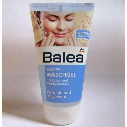 Balea Mildes Waschgel mit Lotusblüte (für normale und Mischhaut)