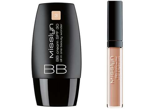 Misslyn BB Cream & BB Concealer