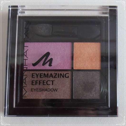 Manhattan Eyemazing Effect Eyeshadow, Farbe: NY City Girl 56C