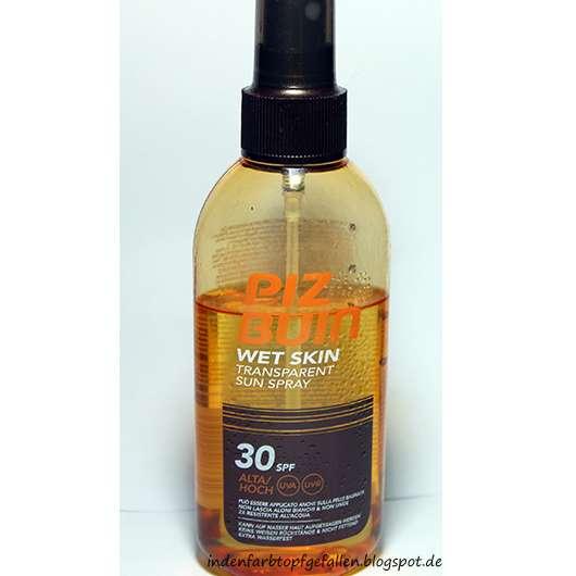 PIZ BUIN Wet Skin Transparent Sun Spray SPF 30