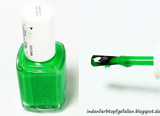 essie Nagellack, Farbe: shake your $$ maker (LE)