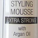 Hair Doctor Styling Mousse mit Argan Oil